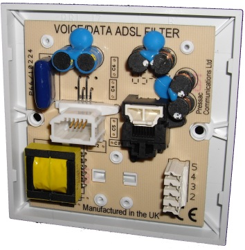 Rj11 To Cat5 Wiring Diagram Bt Socket Adsl Filtered With Rj45 Rj11