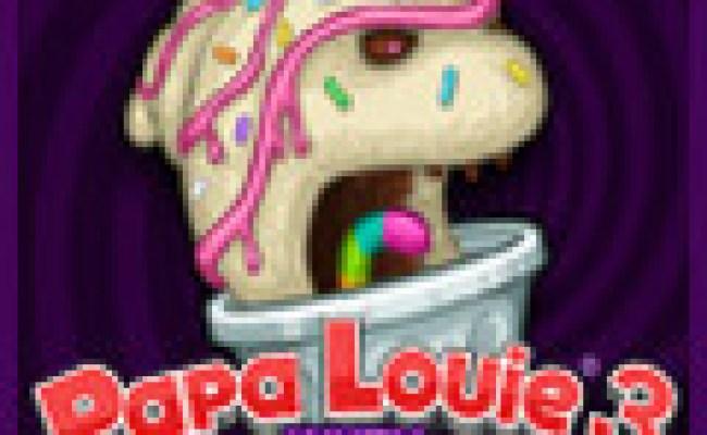Papa Louie 3 When Sundaes Attack Play Games On Run2 Biz