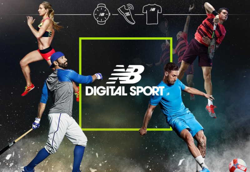 New Balance Launches Digital Sport Division
