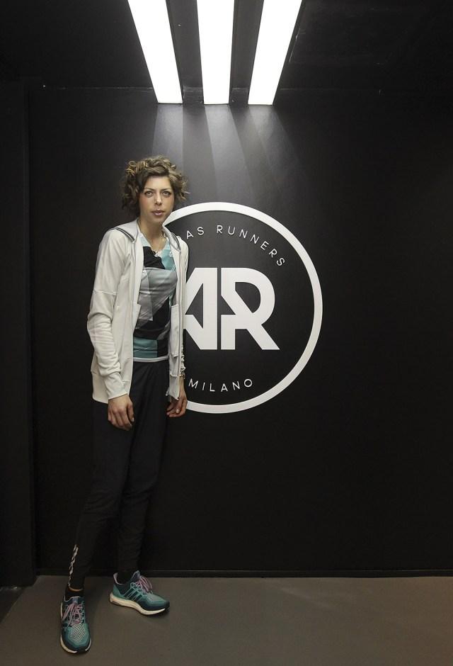Milano 01-04-2016 Conferenza Stampa Blanka Vlasic a Run Base ph Marco Luzzani/Getty Images