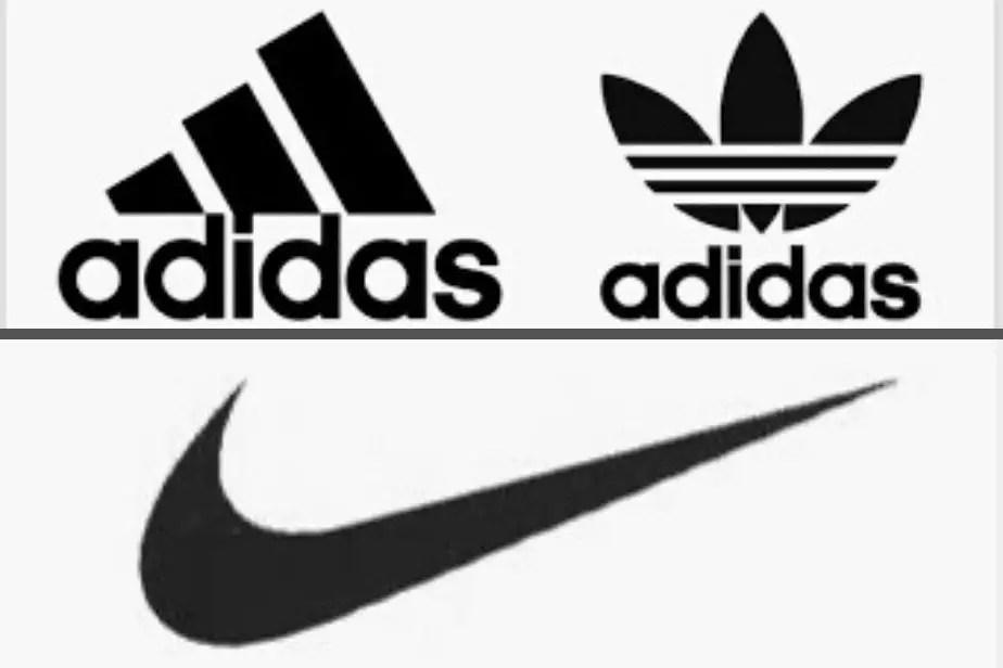 nike adidas shoes