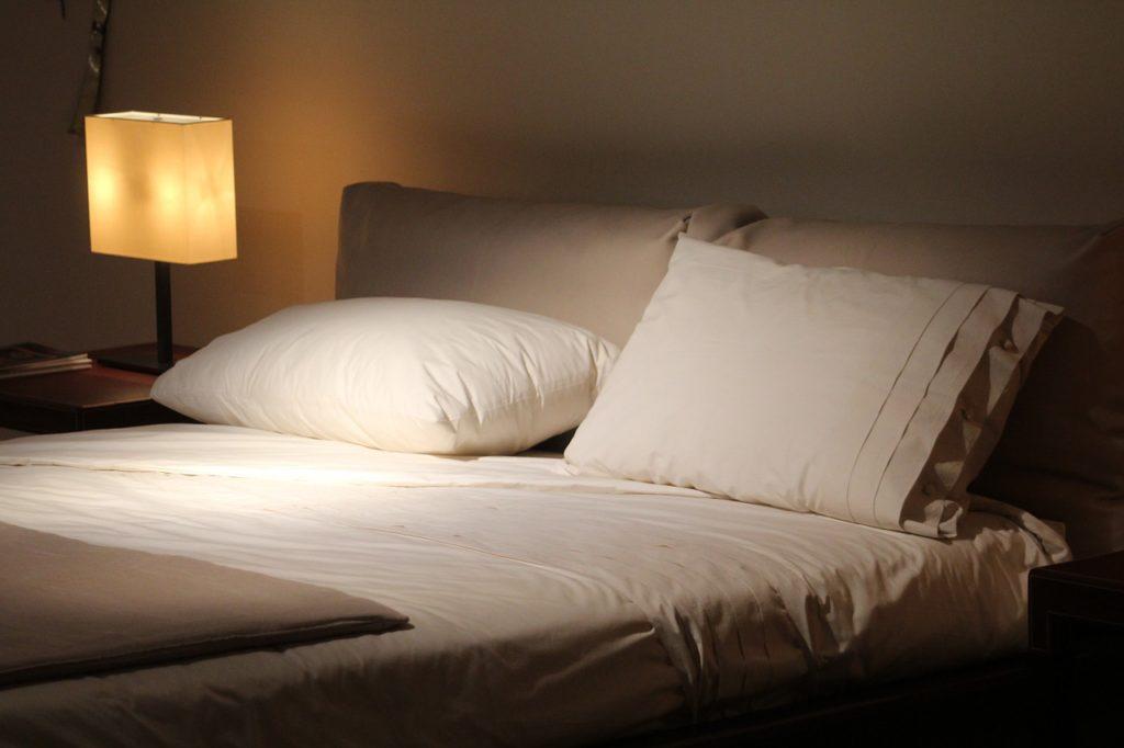 Overhauling my sleep routine bed