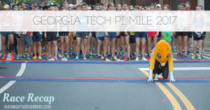 GT Pi Mile 2017 - Title Image