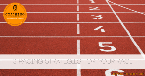 What's the best way to reach your time goal in a race? What strategy do you need? Read these race pace strategies and some tips you need for executing them.