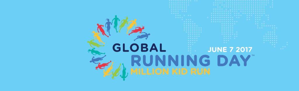 Global Running Day Banner