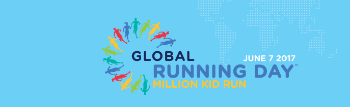 Global Running Day Banner