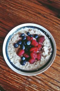 Starting Long Distance Running - Oatmeal