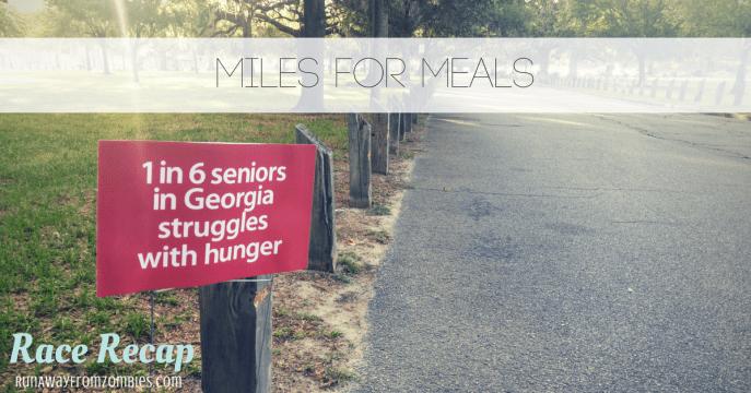 Miles for Meals 2017 Race Recap