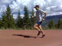 Barefoot Trail Running
