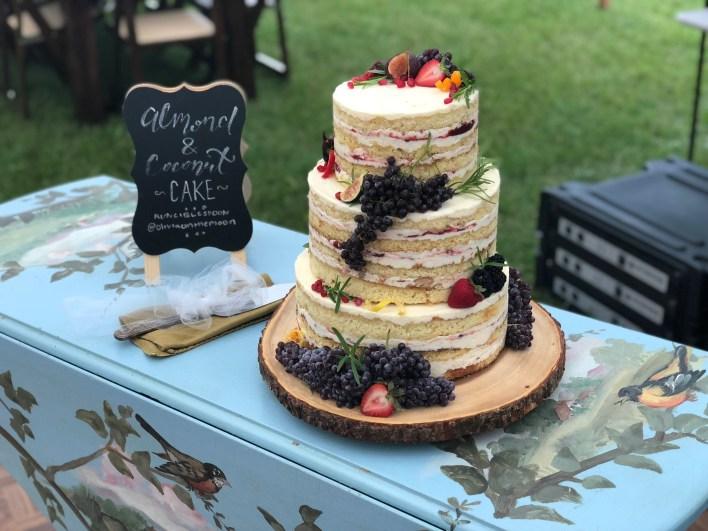 Rustic Italian Wedding Cake Recipe Inspiration Runcible Spoon