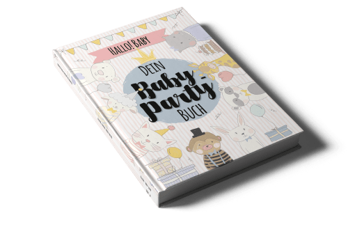 Baby Party Buch