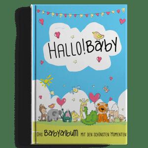 Hallo Baby Dein Babytagebuch