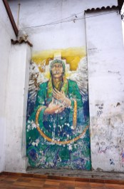 """Jesus """"Andean-Style"""""""