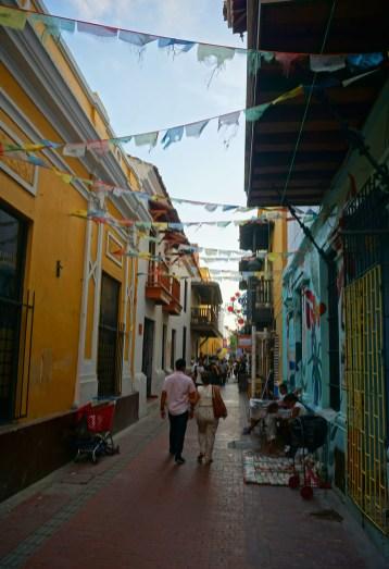 Santa Martas Altstadt