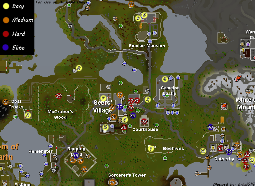 Seers Village  RuneScape Guide  RuneHQ