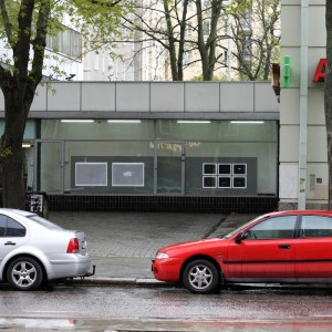 Installation view Alkovi Gallery