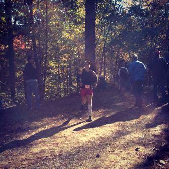 Lara ran to AS3 - Photo by Bren Tompkins