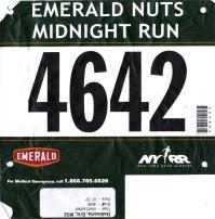 Emerald Nuts Midnight Run 2012