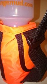 Palm padding and adjustable hand strap