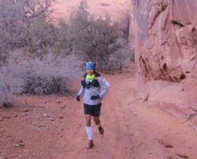 When I was still running decently - photo by Adrian Stanciu