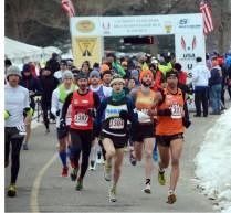 50K starting line - photo from GLIRC website