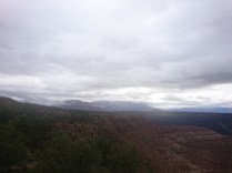 The fist half of the messa loop's view