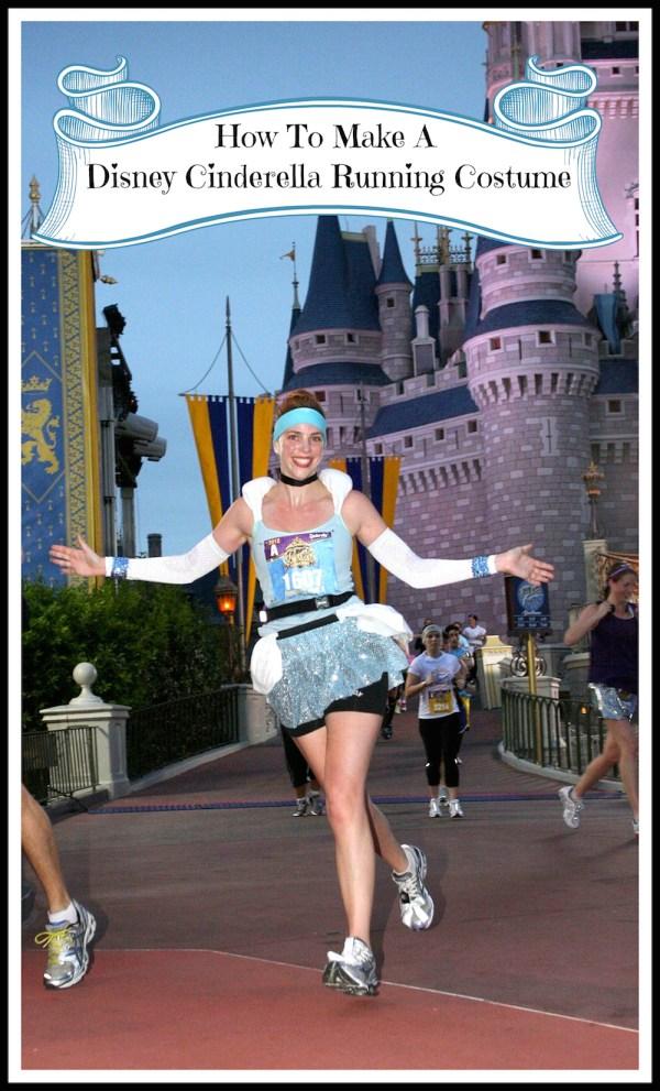 Easy Disney Running Costumes
