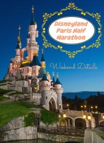 Disneyland Paris Marathon Poster Run Karla