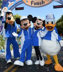 Disneyland Paris Marathon Registration Opens Run