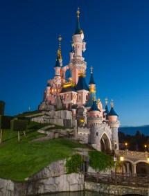 Mistrio Castelo De Paris - Disneyland