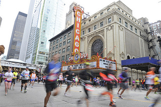 Maratón de Chicago 2013
