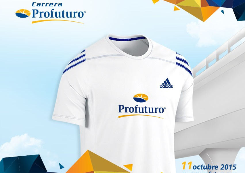 playera carrera profuturo
