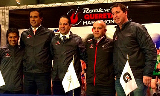 maraton rock and roll queretaro 21K inscripciones