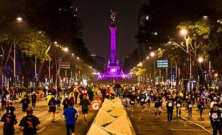 Este domingo el Rock 'n' Roll México City 1/2 Marathon