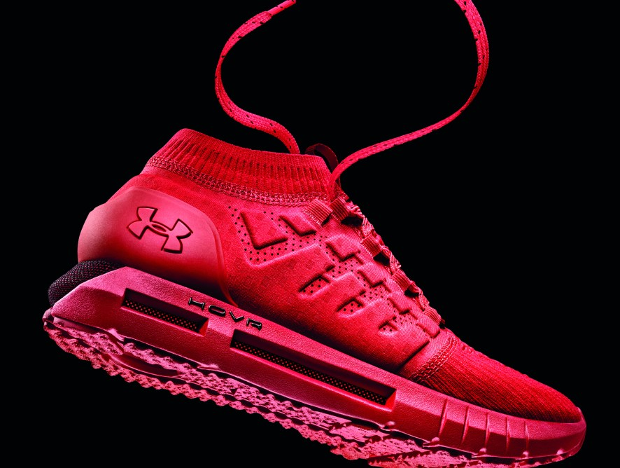 Under Armour lanza UA HOVR