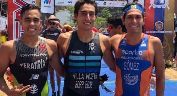 Se realiza el Triatlón Valle de Bravo y la Universiada 2018