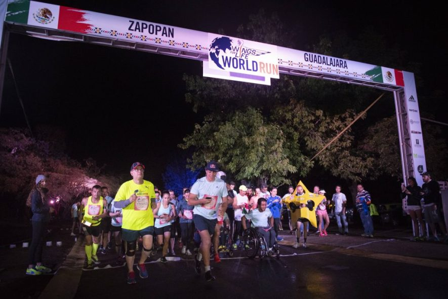 Wings for Life World Run Guadalajara