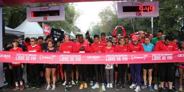 Carrera Telcel RED 2018