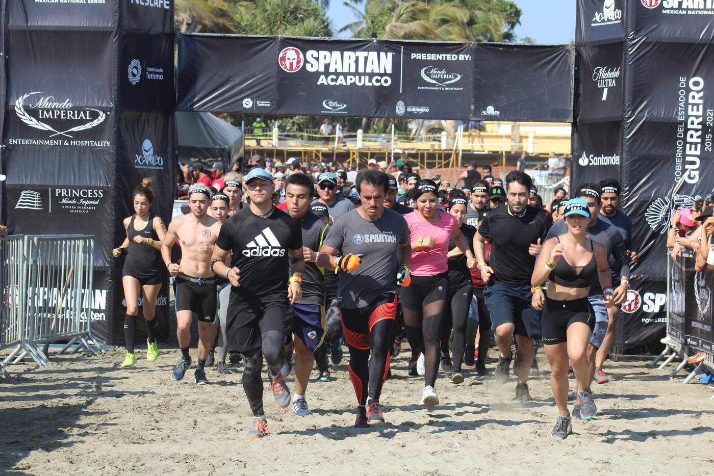 spartan race acapulco princess