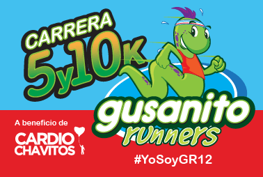carrera gusanitos runners 2019