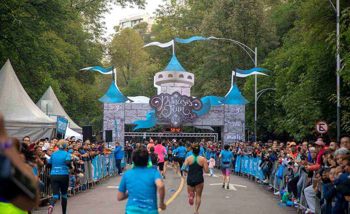 carrera princesas run 2019