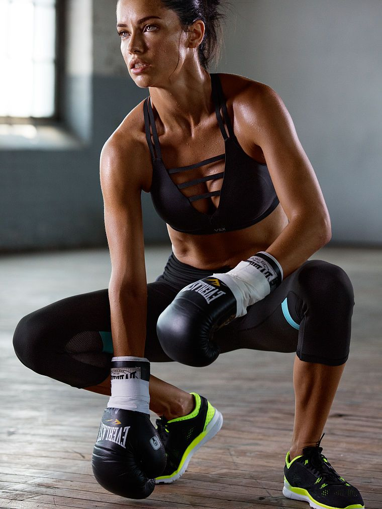 box fitness adriana lima