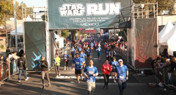 Resultados de Star Wars Run 2019