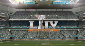 Este domingo la NFL Fan Race Super Bowl 2020