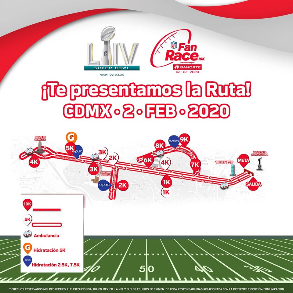 ruta nfl fan race super bowl 2020