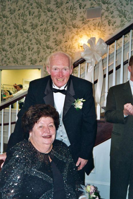 Owen & Margaret McCrudden