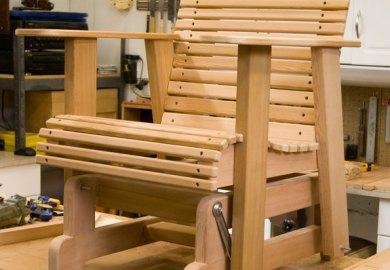 Glider Deck Chairs Runnerduck