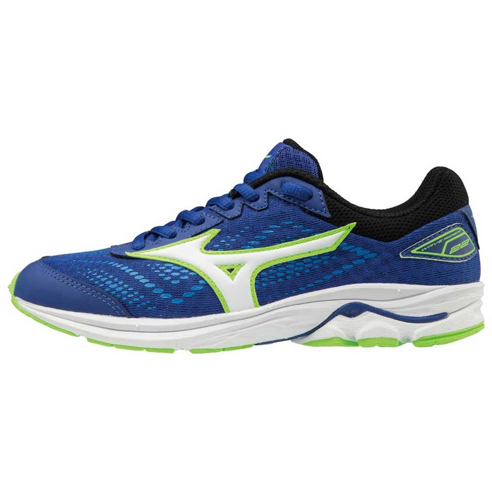 Mizuno Wave Rider 22 Blue buy and offers on Runnerinn