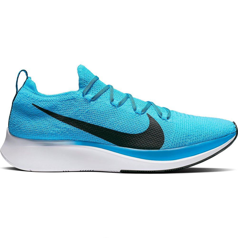 Nike Zoom Fly Flyknit Blue buy and offers on Runnerinn