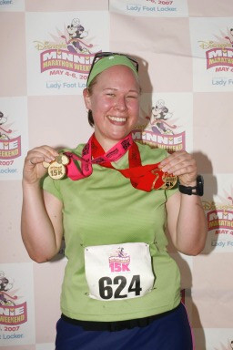 2007 Minnie Marathon Race Report